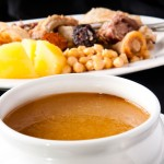 Cocido madrileño en Ponzano Restaurante
