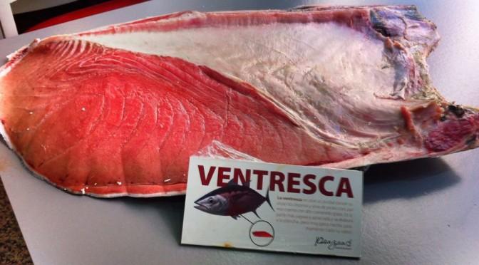 El atún rojo, por partes